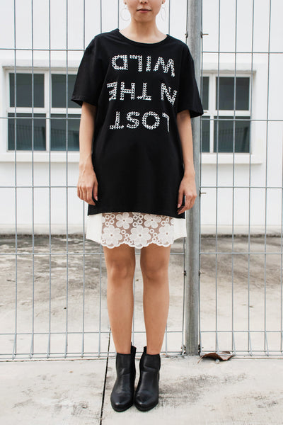 Lost In The Wild Tee - Lulu Be Mine