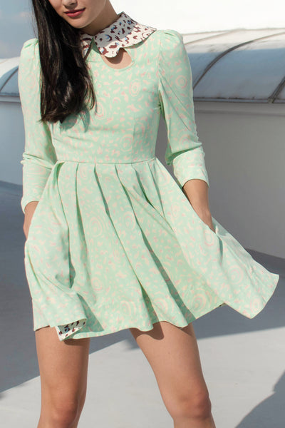 Leticia Dress - Lulu Be Mine
