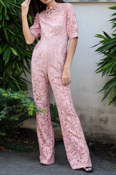 Matina Paradise Jumpsuit - Lulu Be Mine
