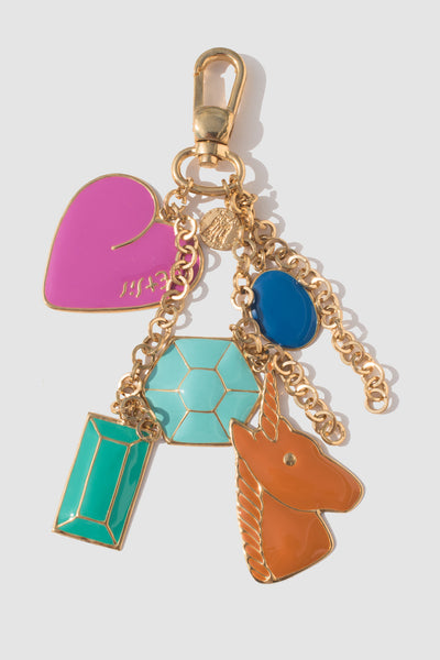 Super Sundae Key Chain - Lulu Be Mine