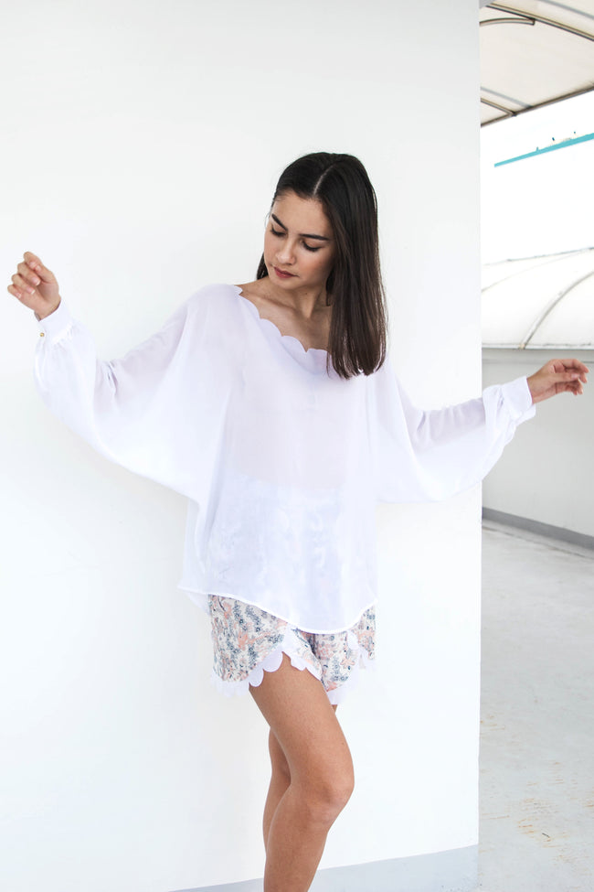 Rose Hill Blouse - Lulu Be Mine