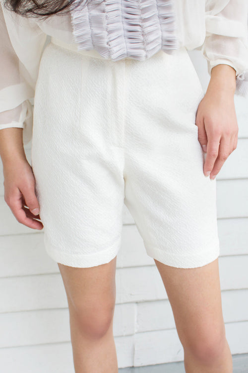 White Culottes - Lulu Be Mine