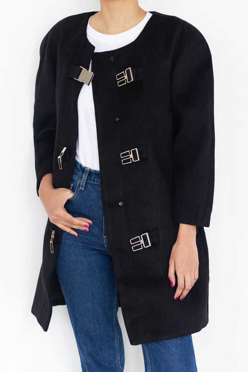 French Line Coat - Lulu Be Mine