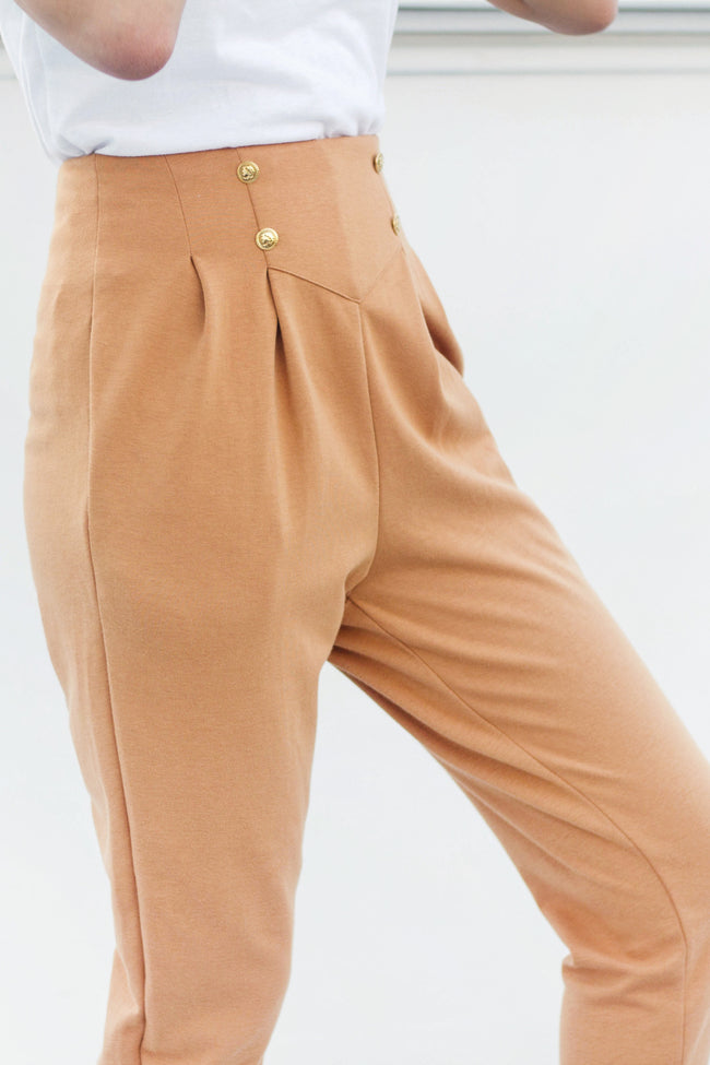 Richie Jersey Pants - Lulu Be Mine