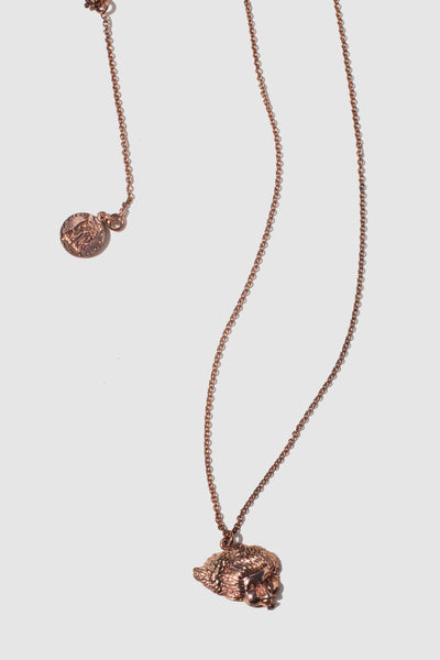 Maddy Cloudy Necklace - Lulu Be Mine
