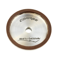 Razor-Tune Coarse Grind Abrasive Wheel