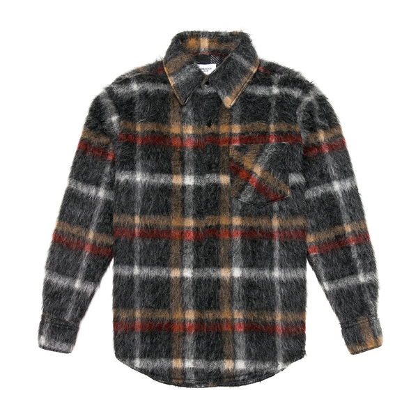THE MOHAIR SHIRT - AUTUMN