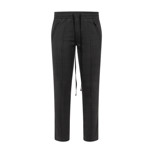 THE CROSBY TROUSER - CARBON