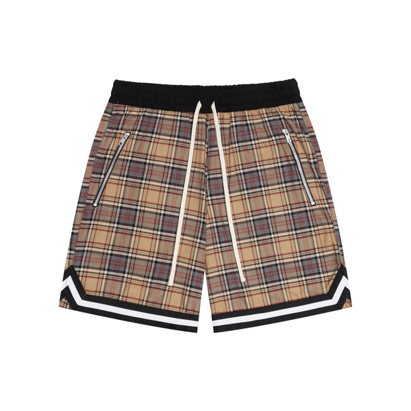 THE WEBSTER PLAID SHORT