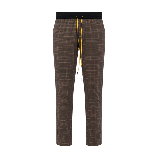 THE TRIBECA TROUSER - ESPRESSO