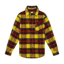 THE MOHAIR SHIRT - MAIZE
