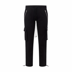THE CARGO TROUSER - NOIR