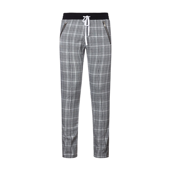 THE PLATINUM TROUSERS