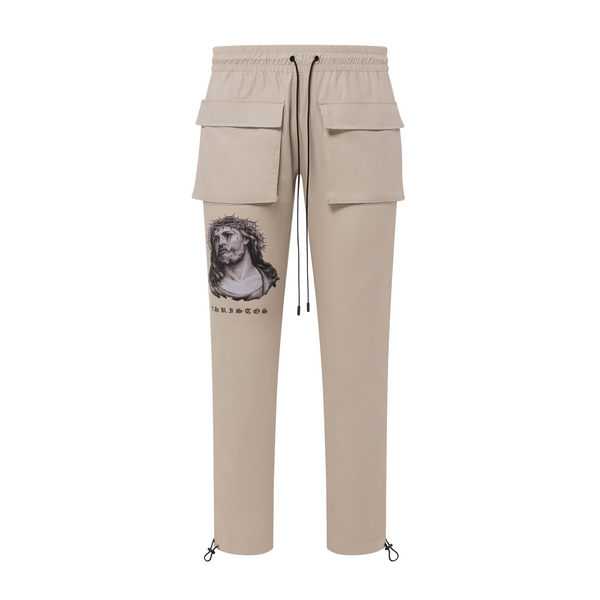 THE CHRISTOS TROUSER - SAND