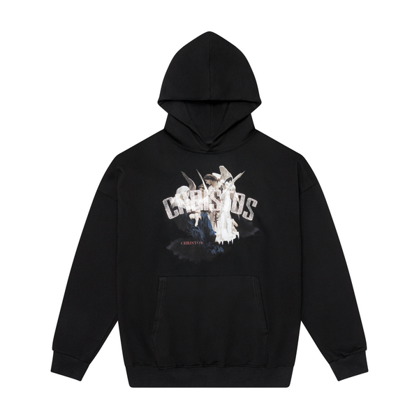 THE PSALM HOODIE - FLOODED