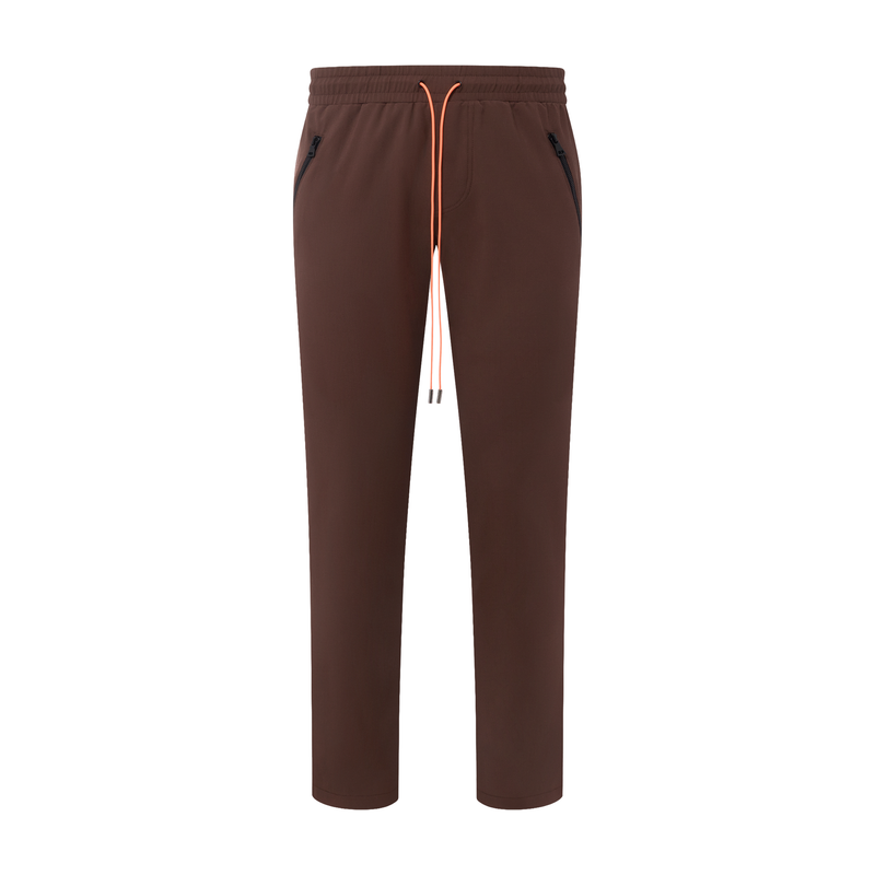 THE TUX TROUSER - BROWN