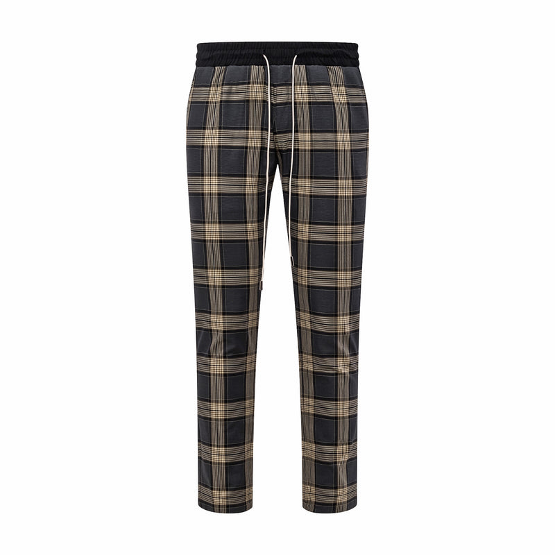 THE TARTAN TROUSER