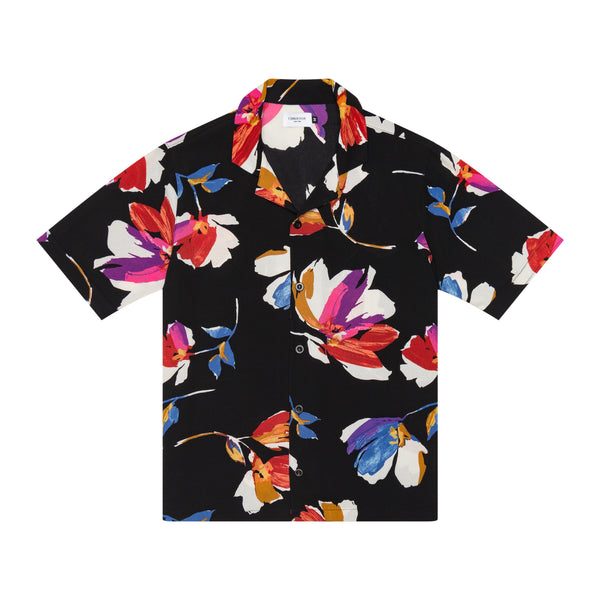 THE VACATION SHIRT - ORCHID