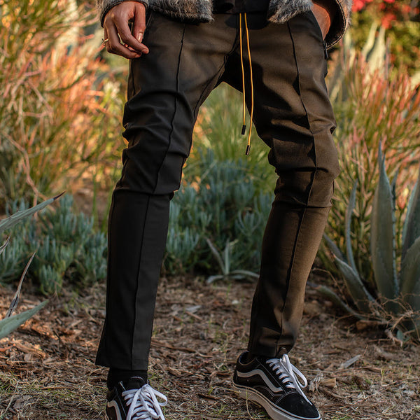 THE TUX TROUSER - NOIR