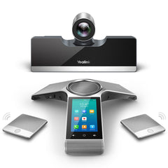 Yealink VC500 Video Conferencing Endpoint with Wireless Mics