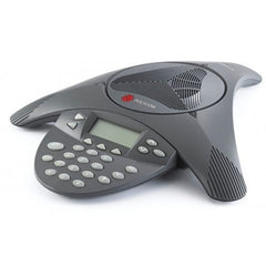 Polycom SoundStation2 (analog) conference phone with display