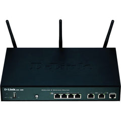 D-Link -DSR-500N-IEEE 802.11n Wireless Router