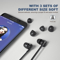 E21 HiFi Premium Sound Extra Bass 3.5MM in-Ear Wired Earphones