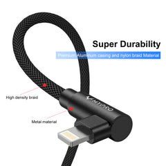 Right Angle Lightning Charger & Sync Cable