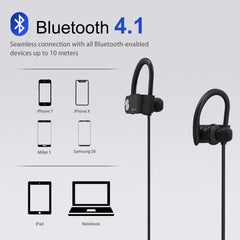 Mypro F3 IPX7 Rated Bluetooth Wireless earphones