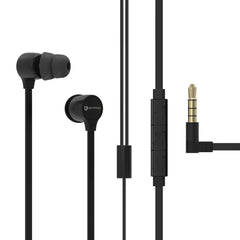 E20 HiFi Stereo Bass 3.5mm in-Ear Wired Earphones