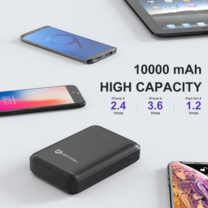 Mypro M1r Pocket-Sized 2.1A Fast Charge 10000 mAh Powerbank