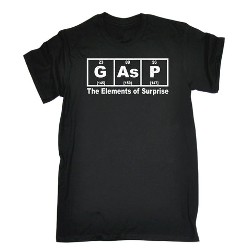 Gasp The Elements of Surprise T-Shirt