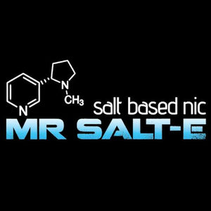 The best Mr Salt-E Electronic Cigarette Liquid in Canada