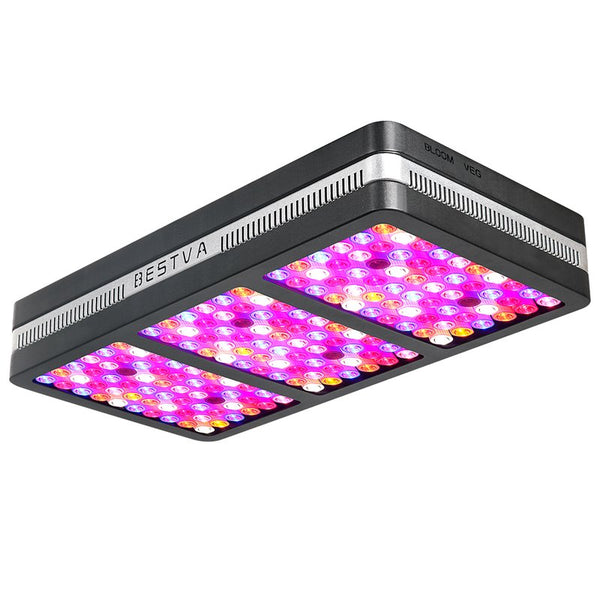 BESTVA 2000W Elite Reflector Series LED Grow Light Production Grower
