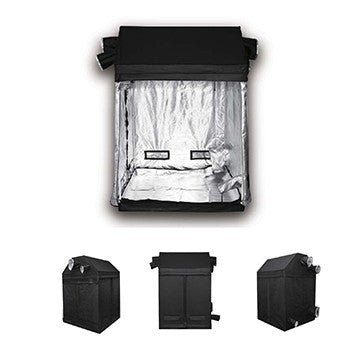 FULL SPECTRUM LIGHTING Grow Tent