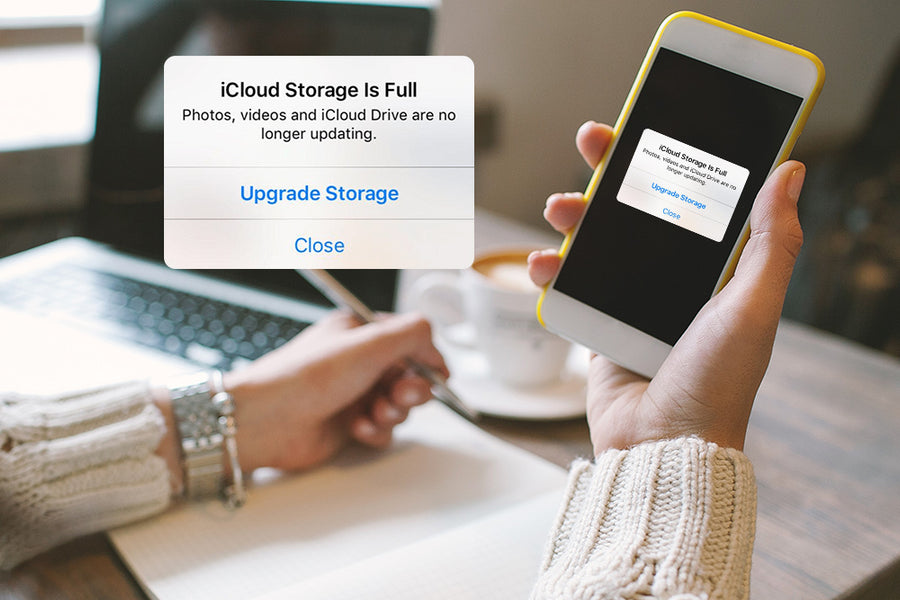 Finding iCloud Alternatives with Qubii