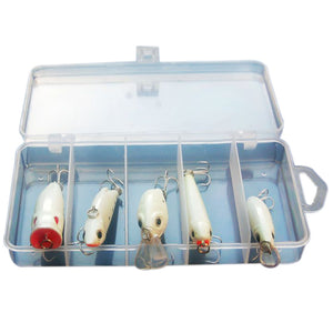 Night Fishing Lure Kit - 5PCS SET