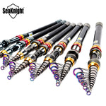 Portable Telescopic Carbon Fishing Rod