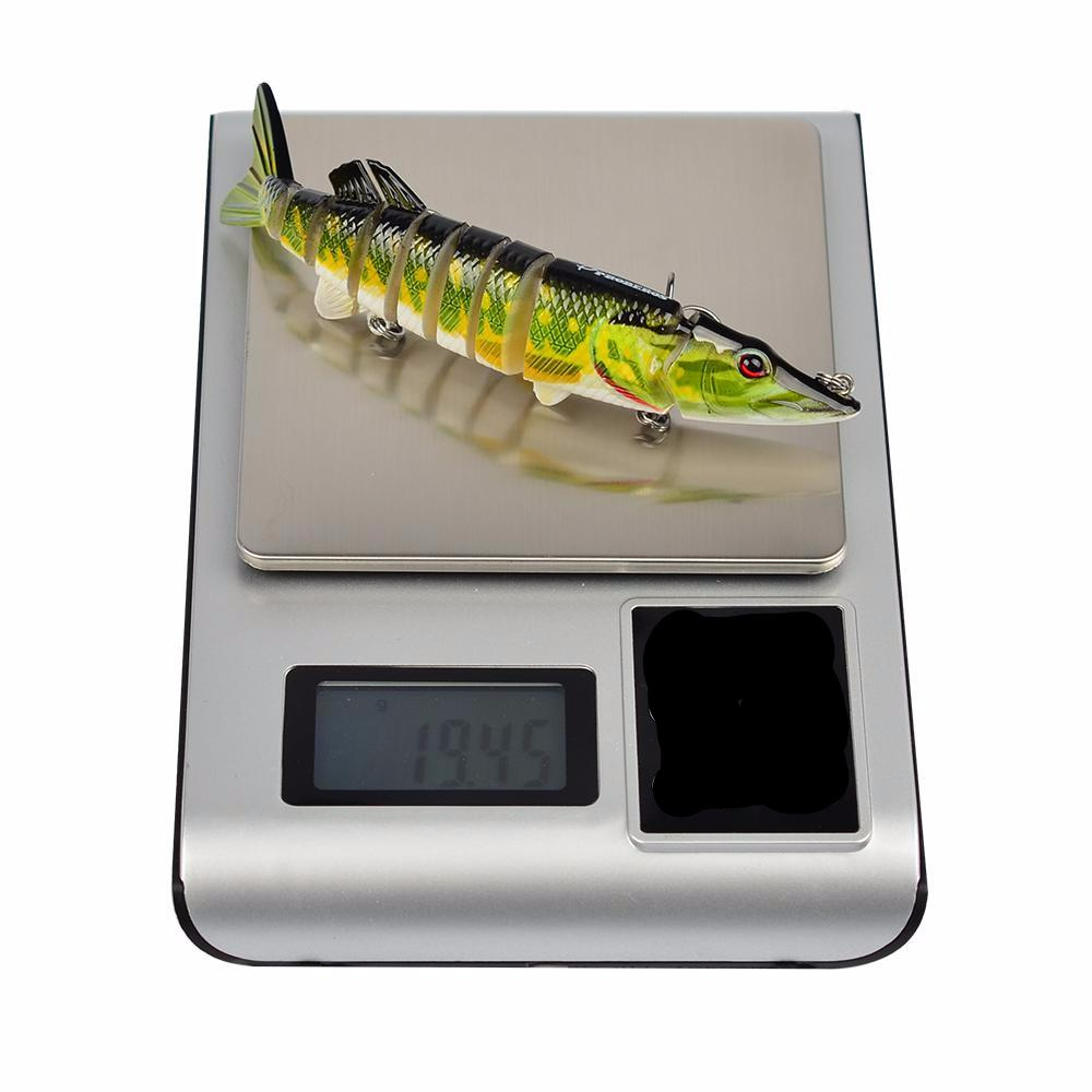 Pike Lure 12.5cm Swim Bait