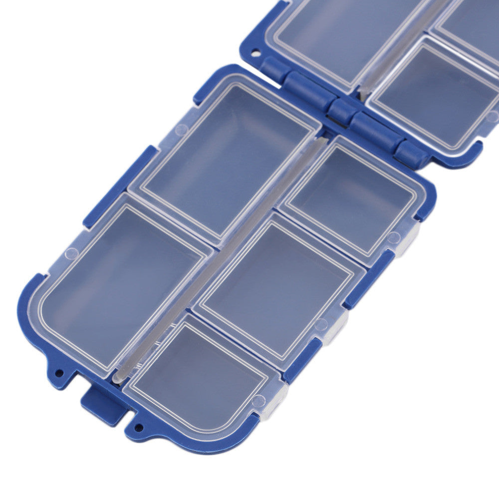 Storage Case for Small Fishing Tackle