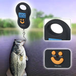 Digital Fishing Scale With Hook