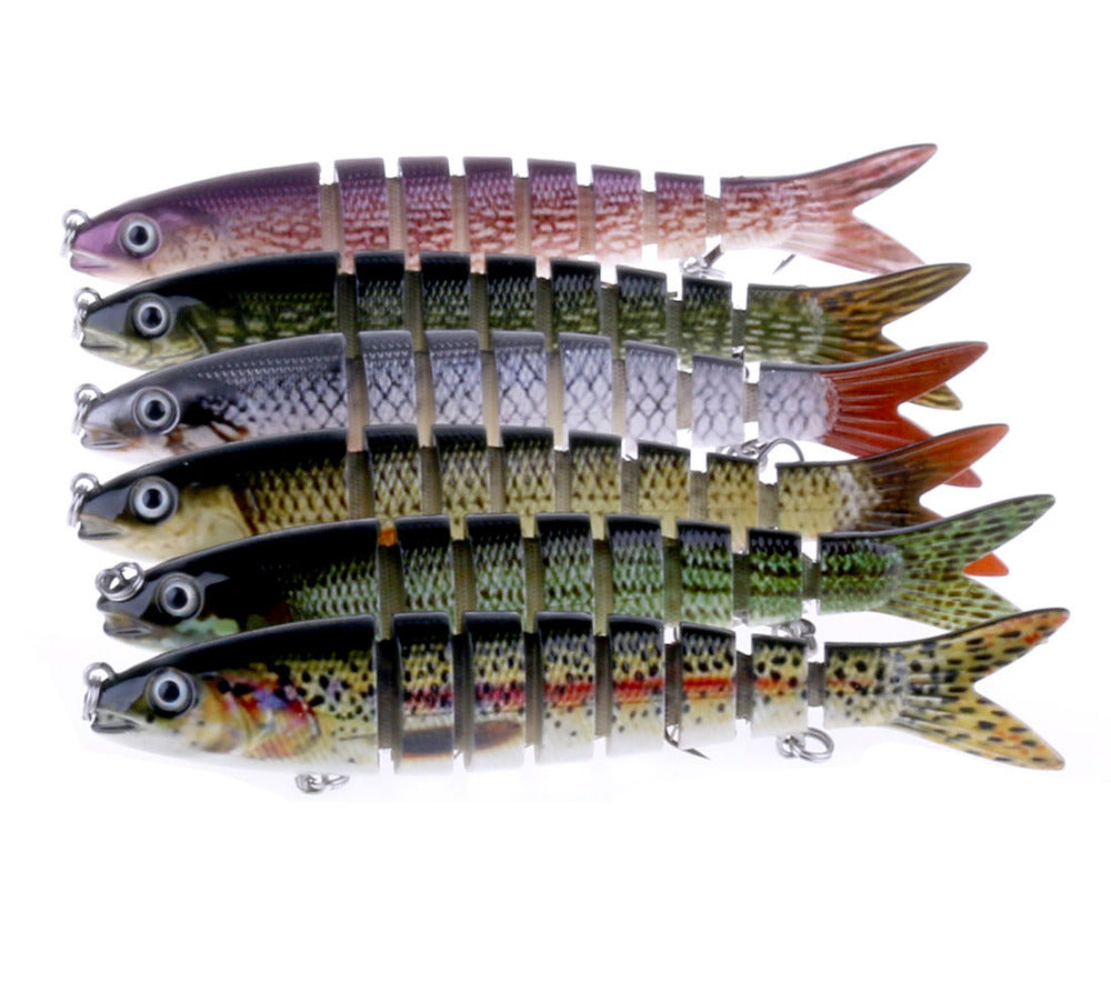 Dancing Minnow Fishing Lure Wobblers
