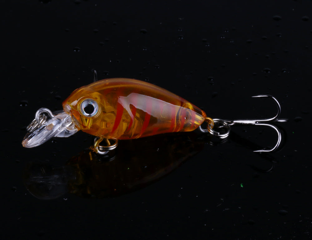 9 PCS Crankbait Wobblers SET