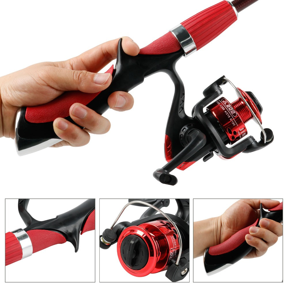 Power Fishing Rod + Reel Combo