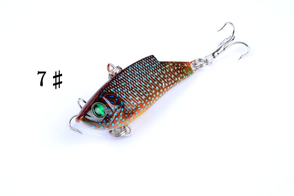 Hard Lure 7 PCS BUNDLE - All Water Level - New Color Way