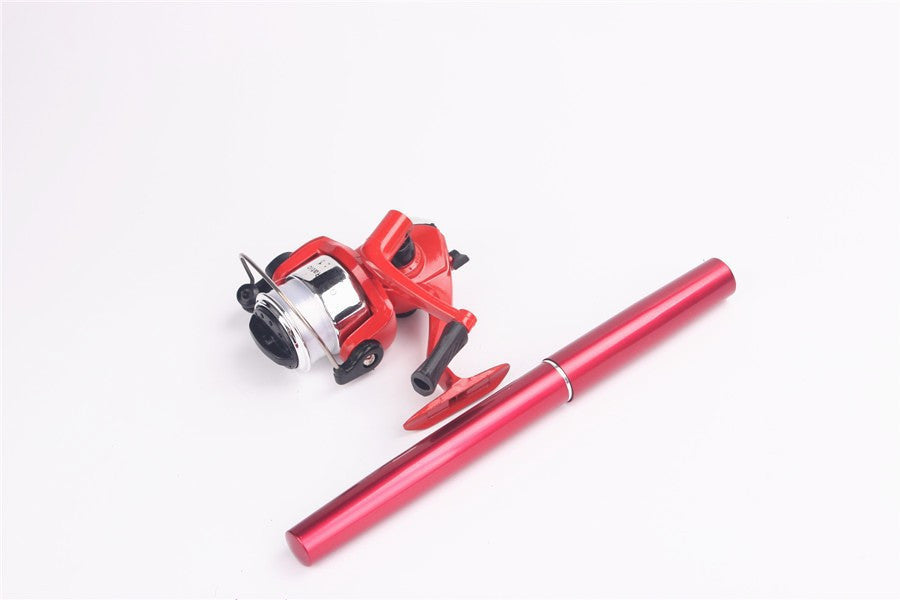 Portable Mini Pen Fishing Rod With Casting Reel