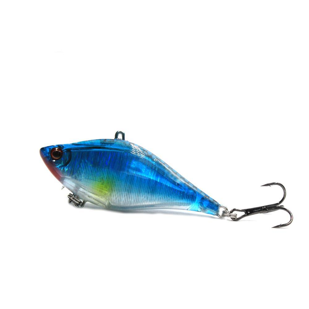 4 pcs  Jerkbait Lures with Treble Hook