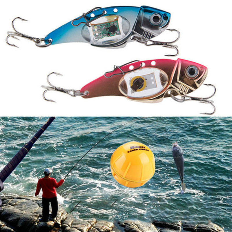LED Light Sinking Lure