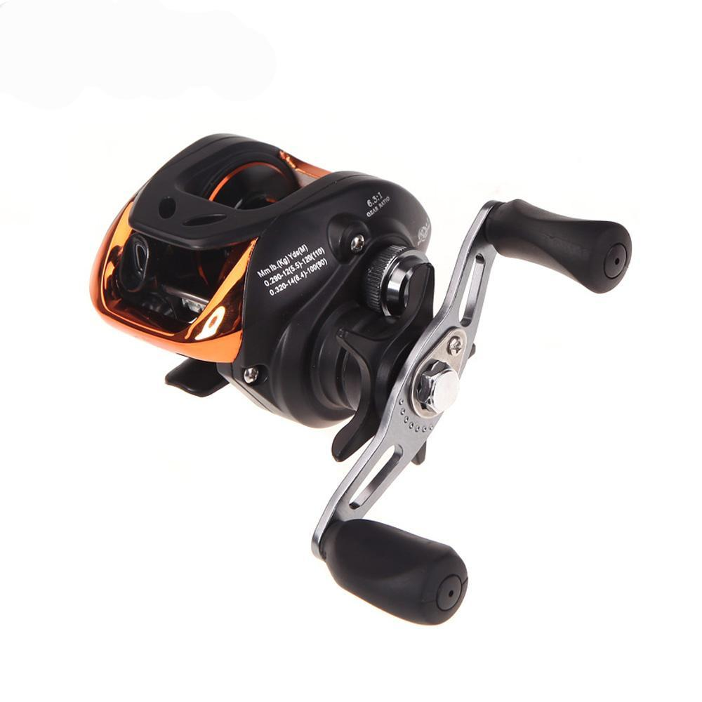 D Fisher's Choice Casting Reel