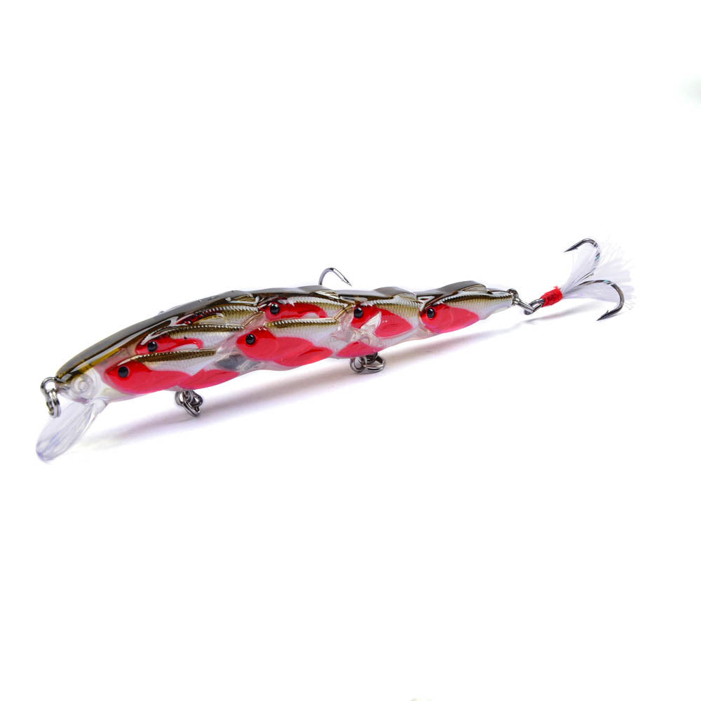 Multiple Minnow Baits Series